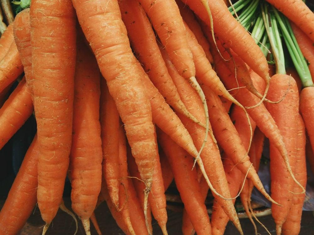 carote ortaggi