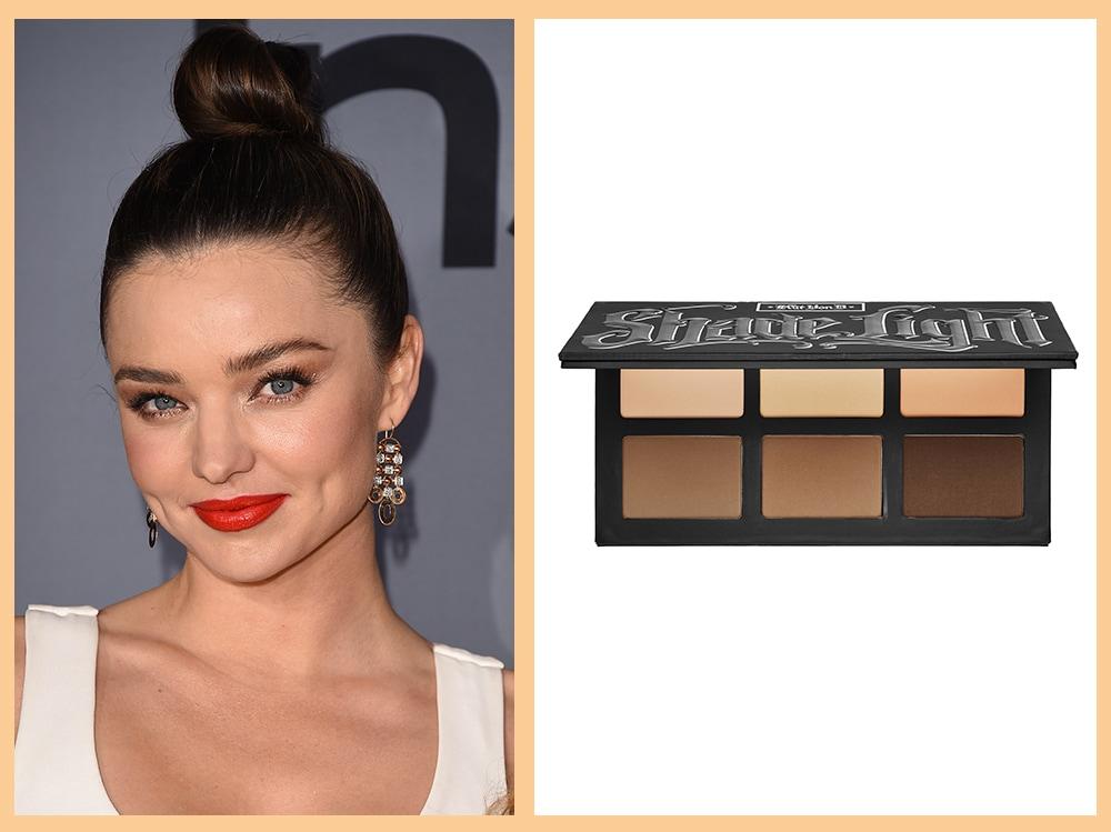 contouring-viso-tondo-kat-von-d-shade-light-face-palette-Miranda-Kerr