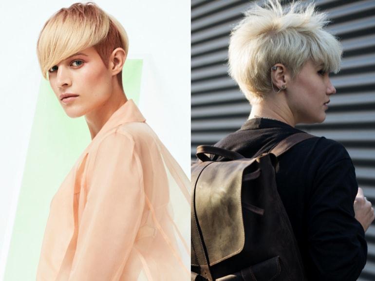 Preferenza Acconciature capelli corti: tutorial raccolti e styling da copiare LZ45