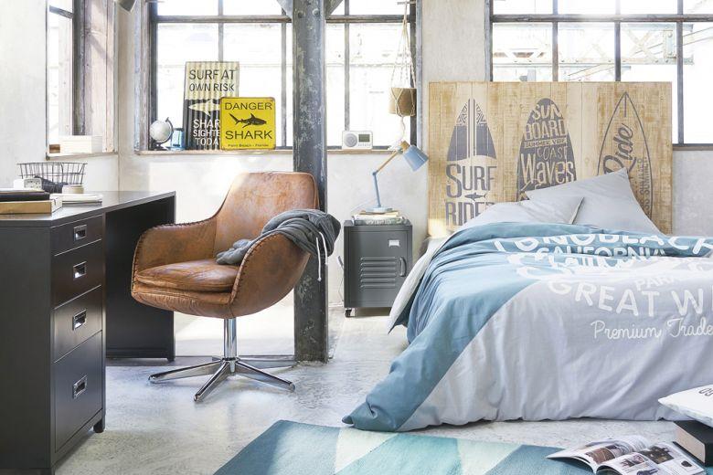 10 idee originali per arredare la casa con le tavole da surf