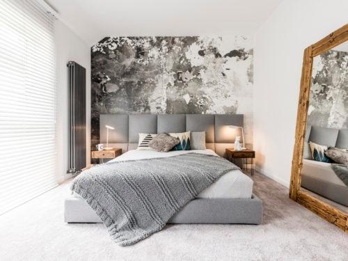 Come Arredare Una Camera Da Letto Stretta : Camera da letto lunga e stretta come arredarla per renderla più
