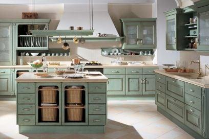 Cucine rustiche: come sceglierle e arredarle senza errori