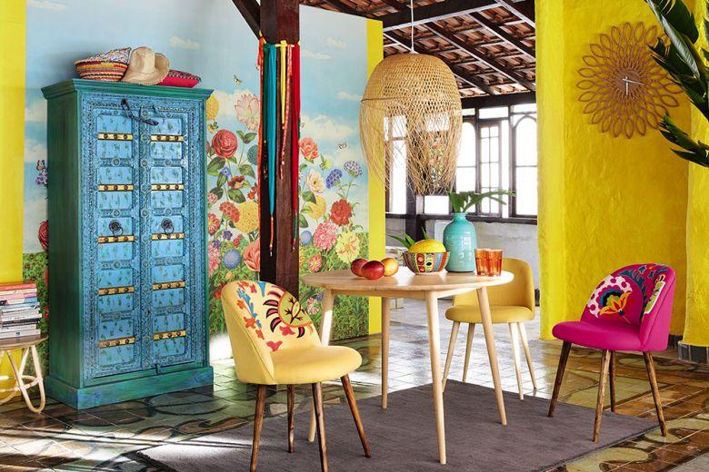 8 stanze ispirate a Frida Kahlo che vi faranno innamorare