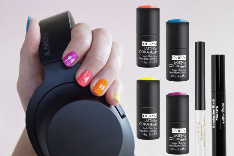 Nail art fluo: il tutorial by Non solo Kawaii