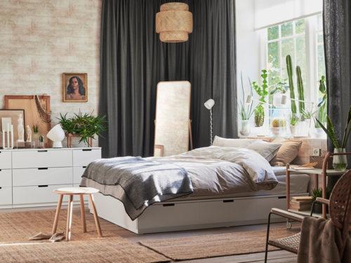 Letti IKEA: 10 modelli per ogni stile di arredamento