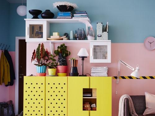 Ikea Mensole Laccate.Mensole Ikea Come Utilizzarle In Modo Creativo Nell