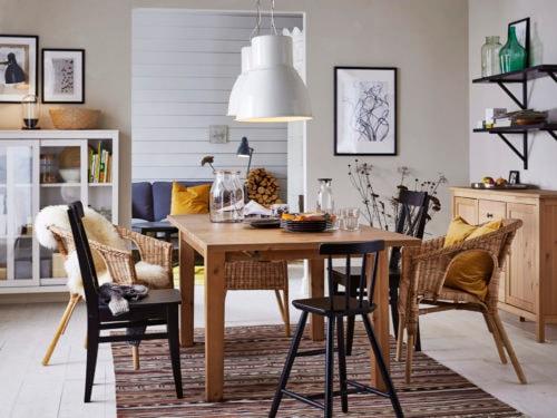 Sedie Per Sala Da Pranzo Ikea : Sedie ikea i modelli più belli da comprare subito