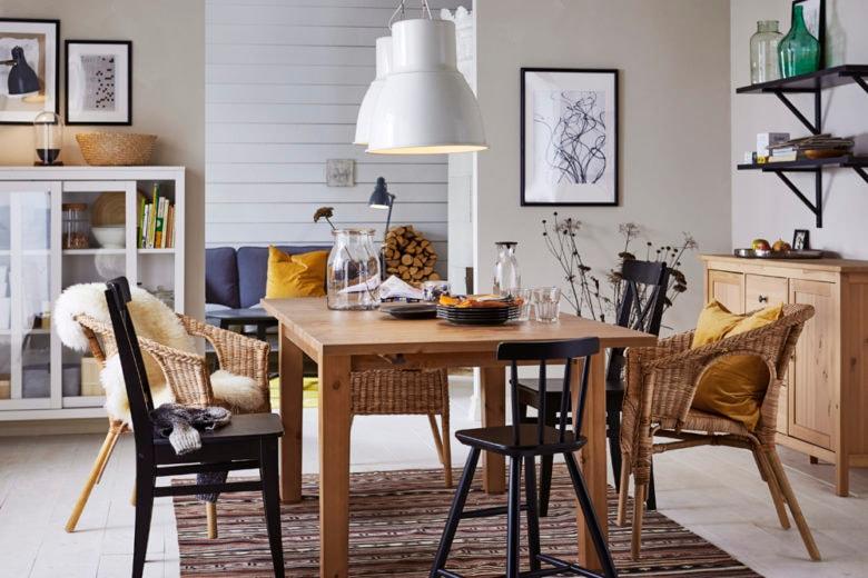 Sedie IKEA: i modelli più belli da comprare subito