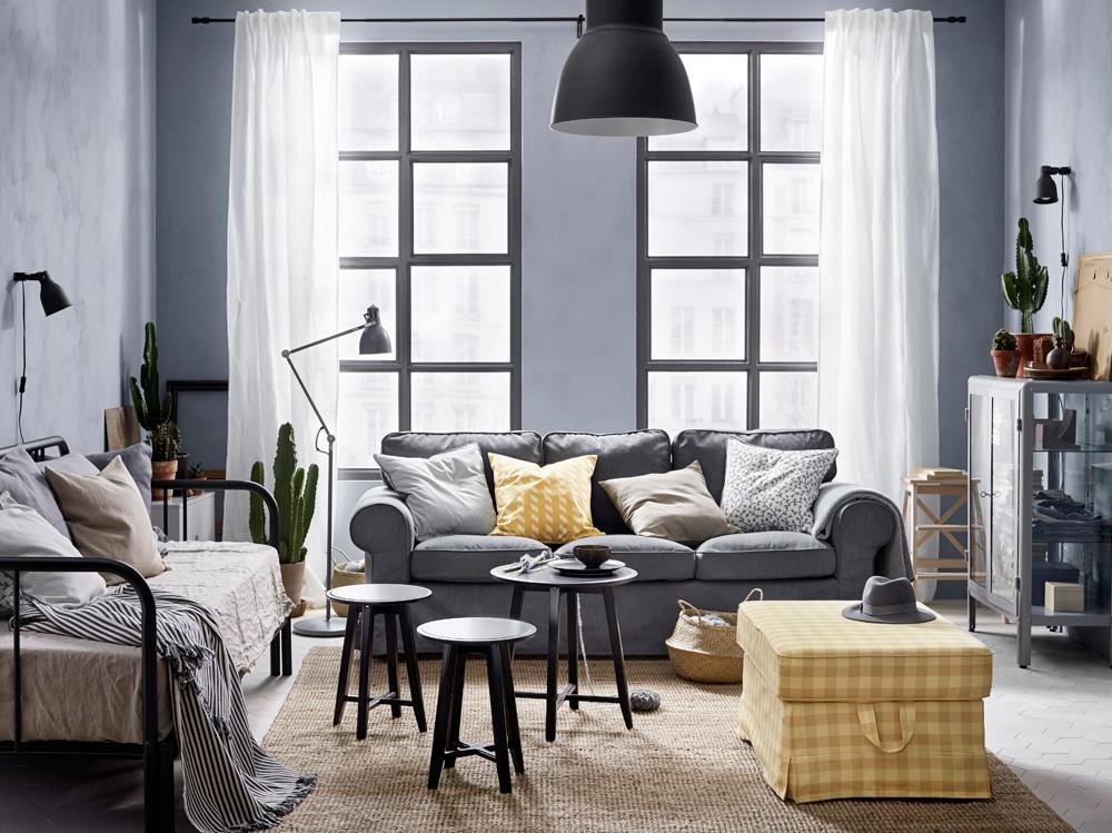 Tende Trasparenti Ikea : Tende ikea idee stanza per stanza