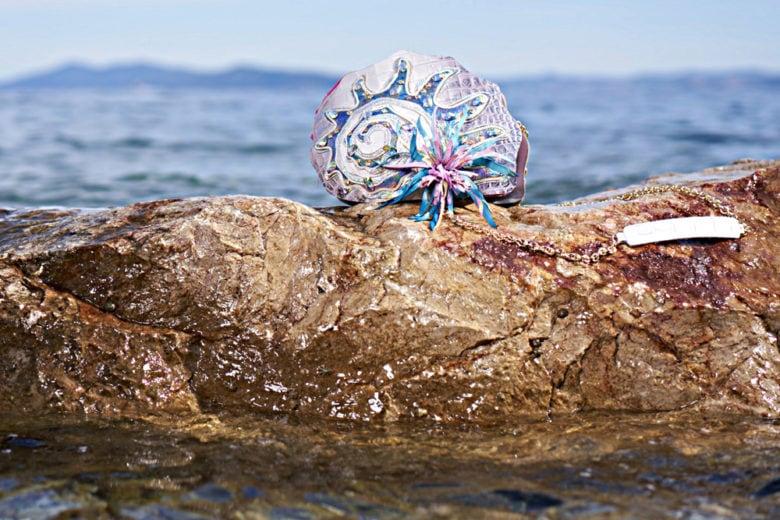Braccialini presenta la nuova collezione, tra sirene e abissi