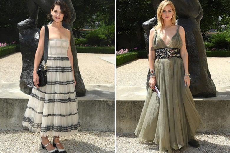 Le celeb alle sfilate Haute Couture di Parigi