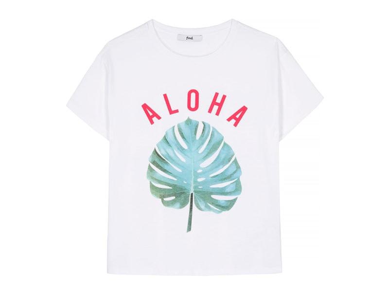 find. Aloha T-Shirt £9.10 _ €10.50