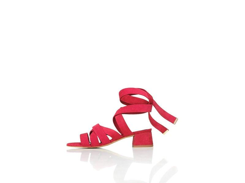 find. Ankle Strap Heels £36.40 _ €42.00