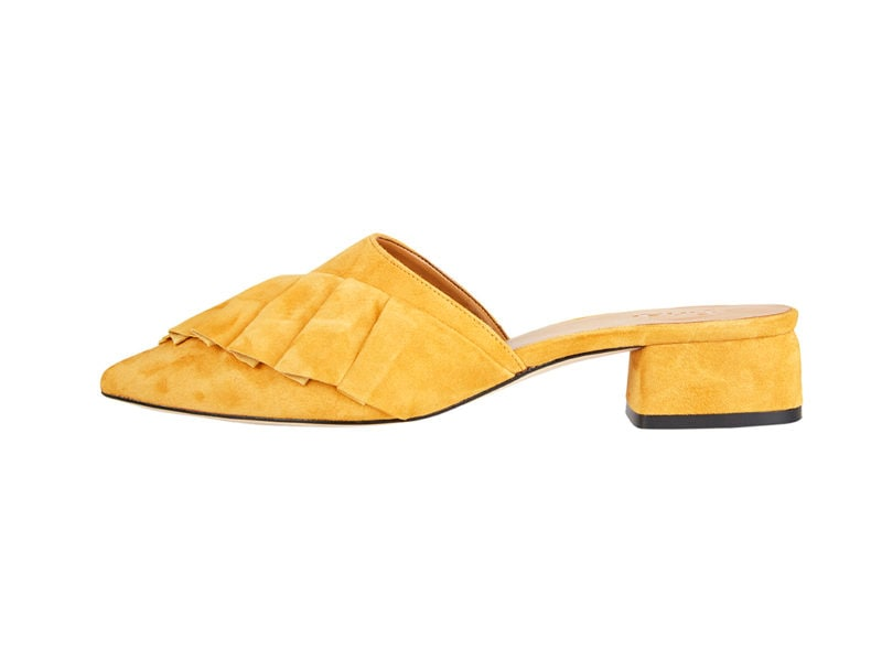 find. Beau Slipper with Pointed Front £36.40 _ €42.00