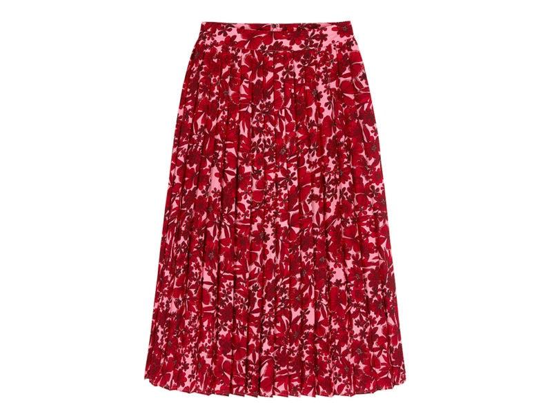 find. Print Pleated Skirt £23.80 _ €27.30