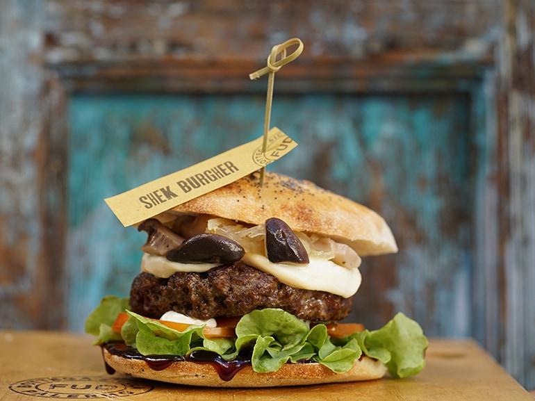 fud burger milano