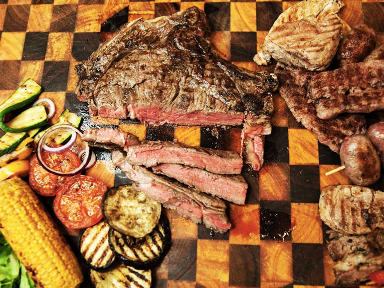grill novotel