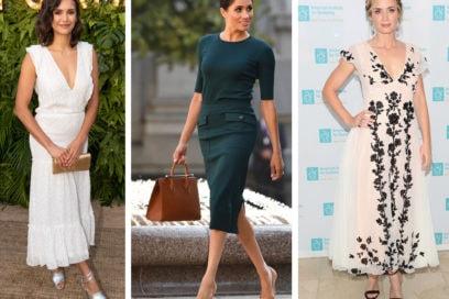 Nina Dobrev, Meghan Markle e le altre star meglio vestite della settimana