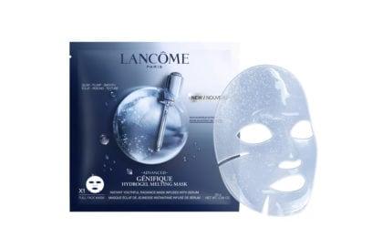 maschere-doposole-le-piu-adatte-per-idratare-la-pelle-dopo-lesposizione-LANOME GENIFIQUE SACHET+ MASK INTER