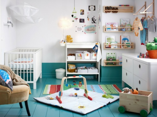 Cameretta Ikea Bambina : Camerette ikea i modelli più belli età per età