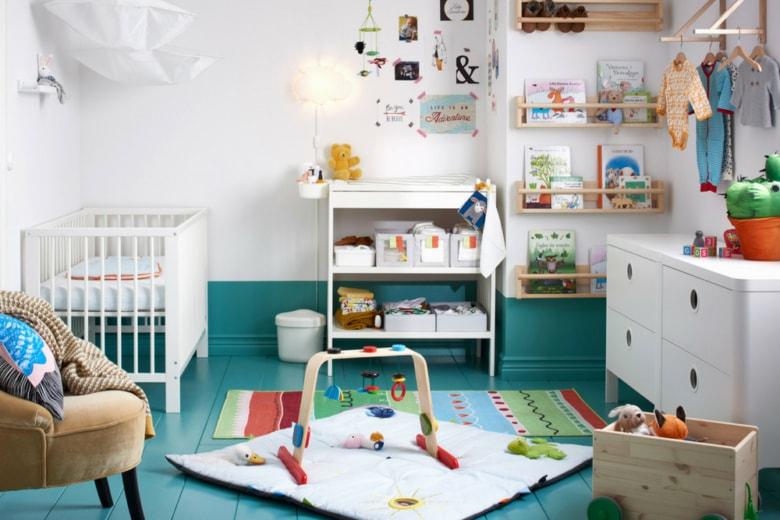 Camerette IKEA: i modelli più belli, età per età