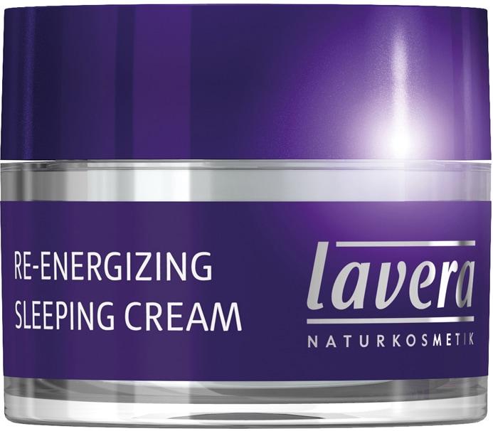 olio-di-mandorle-come-usarlo-su-viso-capelli-e-corpo-LAVERA | RE-ENERGIZING SLEEPING CREAM jar
