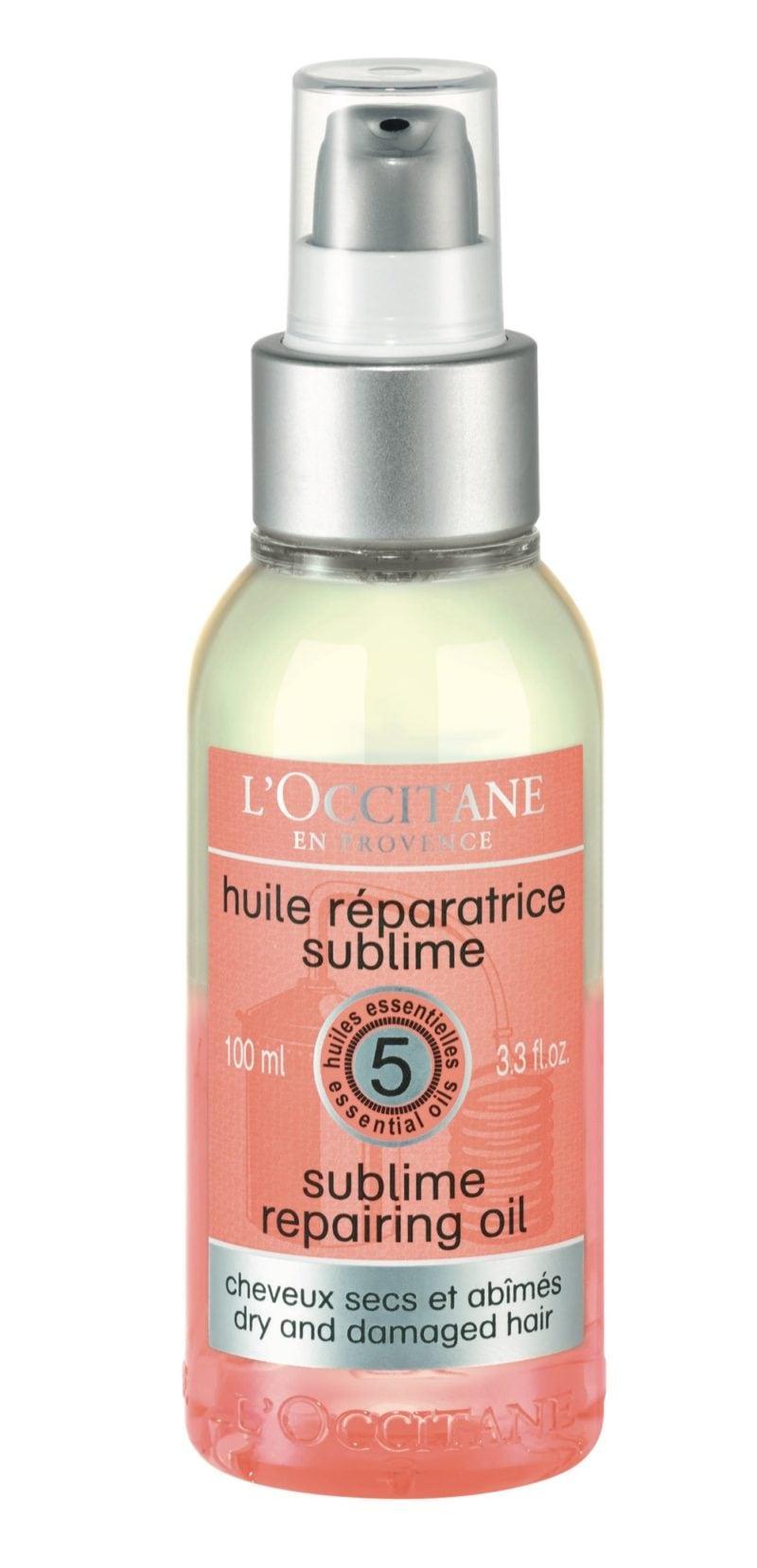 olio-per-capelli-come-si-usa-e-per-chi-e-adatto-Huile RÇparatrice Sublime AROMACHOLOGIE_L'Occitane