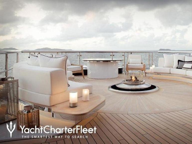 prua yacht beyonce