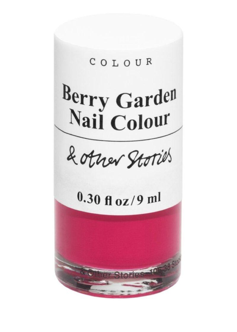 smalti-effetto-tropical-per-la-manicure-destate-& Other Stories_Nail Colour Berry Garden_preview