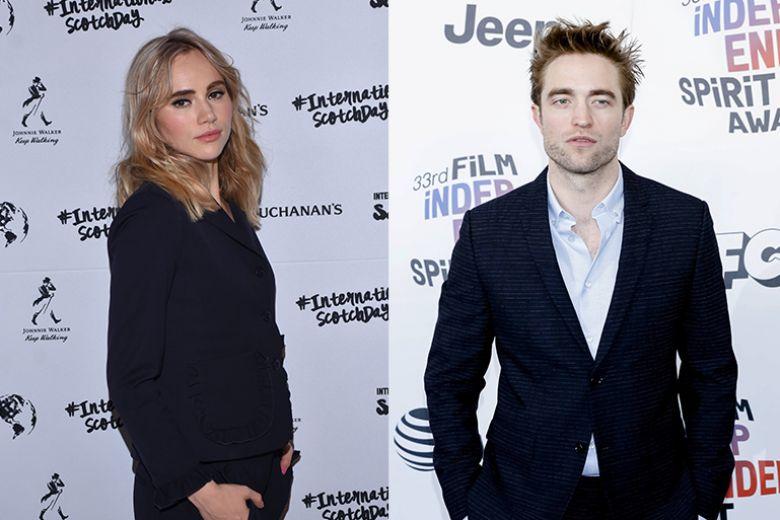 Robert Pattinson e Suki Waterhouse stanno insieme? Ecco le foto del bacio