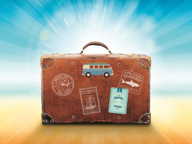 viaggi valigia