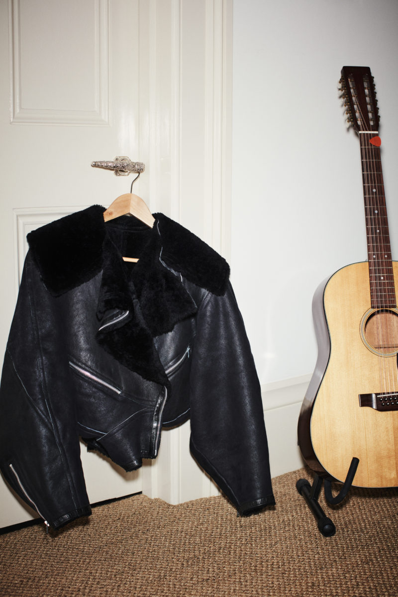 yasmin alaia jacket (archive piece)