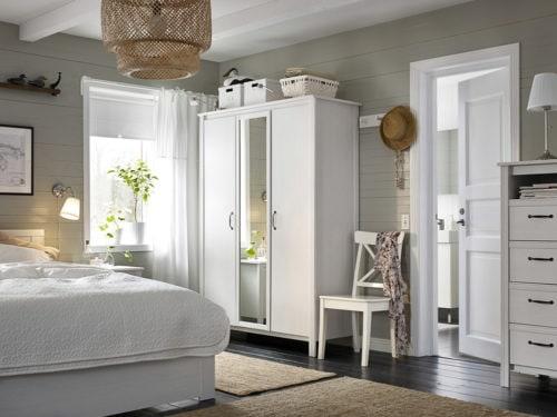 Letto Per Gli Ospiti Ikea : Armadi ikea: i modelli più belli grazia