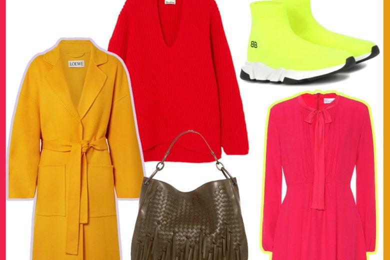I 7 colori di tendenza per l'autunno