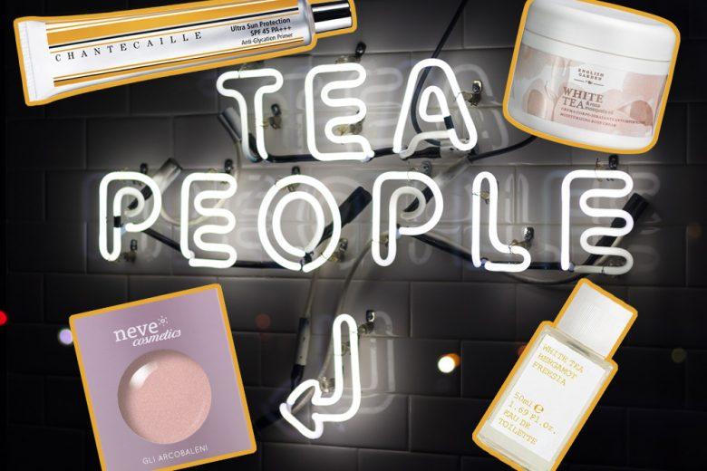 Tè bianco: i prodotti di bellezza per una beauty routine zen