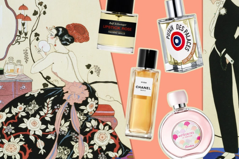 Cipria e rossetti: i profumi evocativi ispirati a boudoir e vanity table