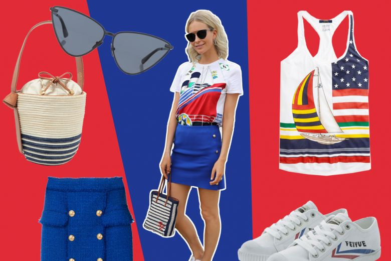 "Il ""navy style"" secondo Poppy: get the look!"