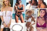 """""""Fashion Tormentone"""": le conchiglie sono le protagoniste dell'estate 2018"""