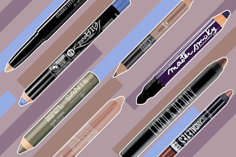 I migliori matitoni ombretto per un trucco veloce, long lasting e d'effetto