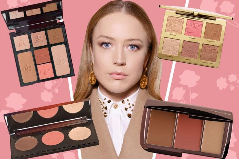 Palettes viso all in one: le migliori per realizzare un trucco sofisticato e naturale