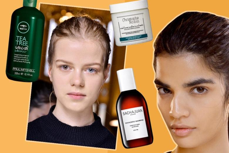 10 Prodotti lenitivi e detox per prendersi cura di cute e capelli