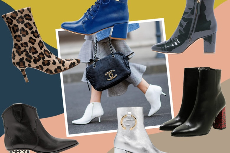Booties Fever: 8 trend per l'Autunno-Inverno 18/19