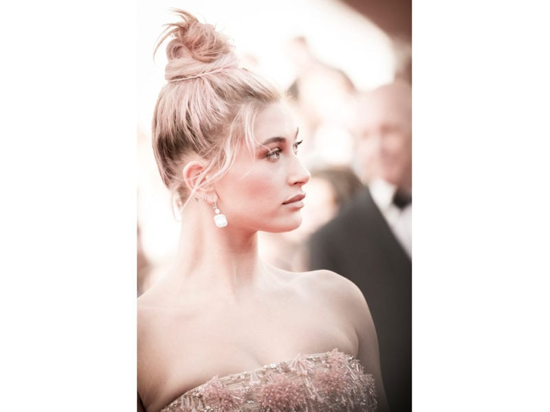 hailey baldwin capelli