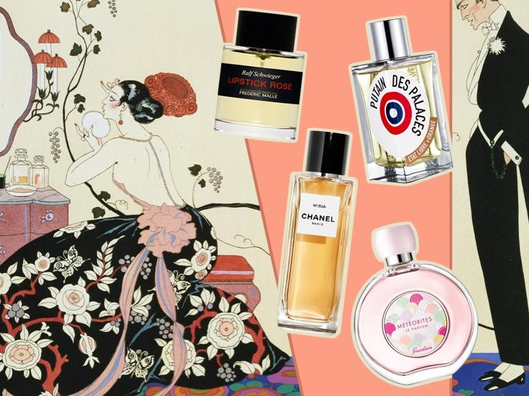 Cipria e rossetti: i profumi evocativi ispirati ai vanity table vintage