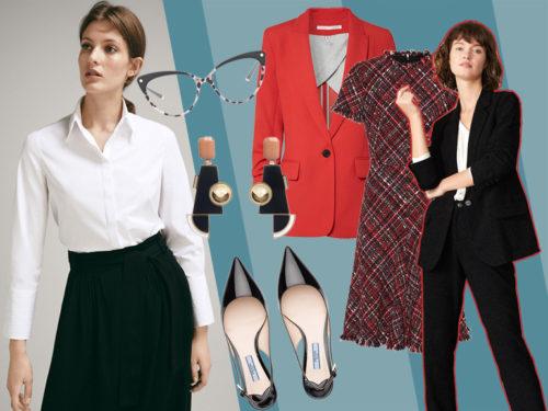 buy online cc9e4 daafb Look da ufficio: 10 must-have da sfoggiare al rientro