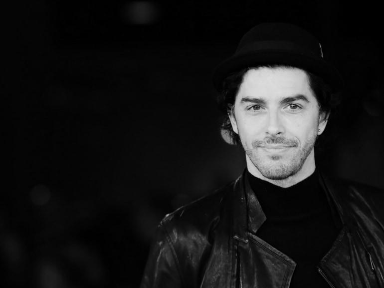 Michele Riondino attore tarantino padrino Festival Cinema Venezia 2018 Il giovane Montalbano (5)