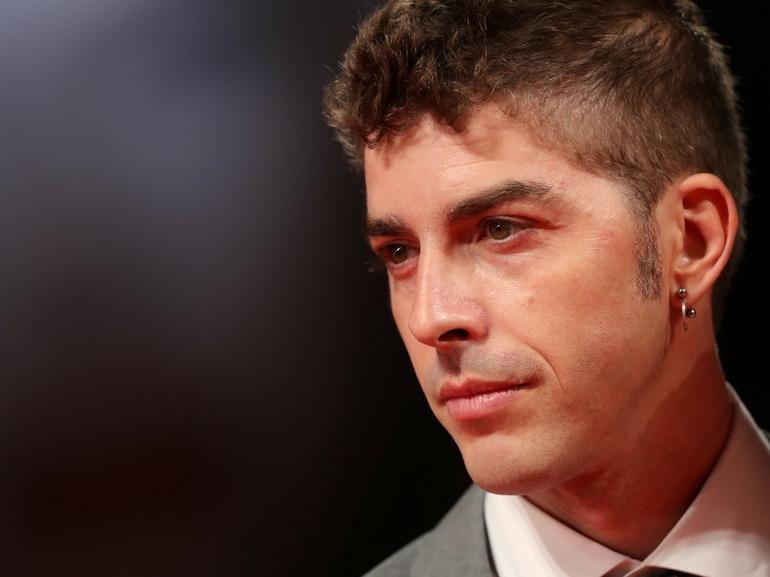 Michele Riondino attore tarantino padrino Festival Cinema Venezia 2018 Il giovane Montalbano (6)