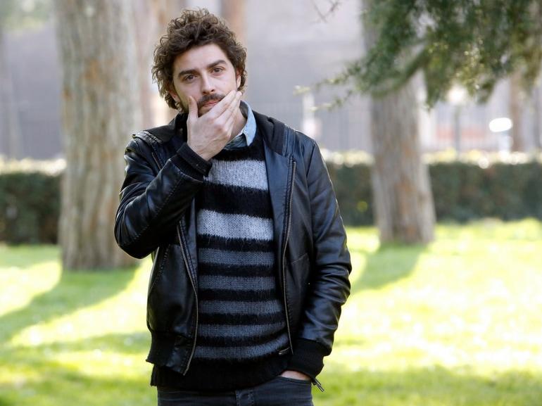 Michele Riondino attore tarantino padrino Festival Cinema Venezia 2018 Il giovane Montalbano (8)