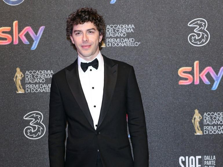 Michele Riondino attore tarantino padrino Festival Cinema Venezia 2018 Il giovane Montalbano (9)