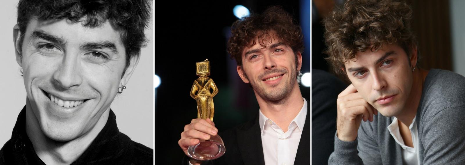 Michele Riondino attore tarantino padrino Festival Cinema Venezia 2018 Il giovane Montalbano DESK